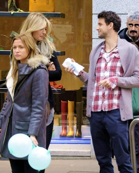 Sharapova hẹn hò với tình cũ của Serena Wiliams